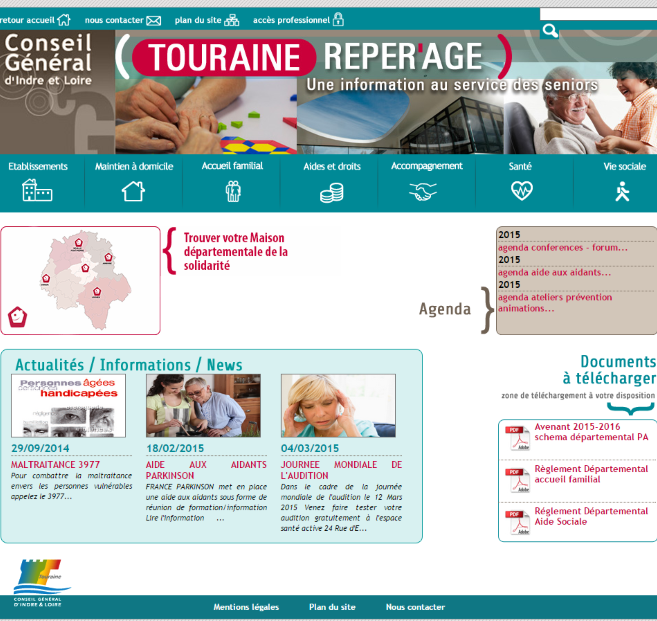 Touraine Reperage